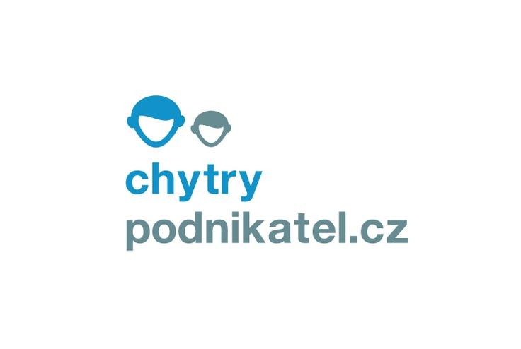 Logotype of Chytry podnikatel.