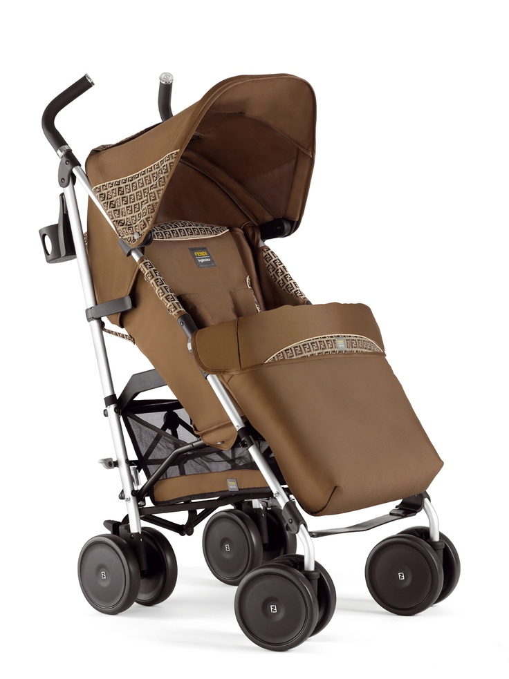 Fendi Inglesina Stroller For Your Stylish Baby! Baby