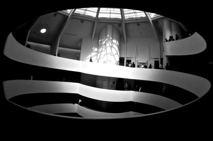 Guggenheim Spiral, New York