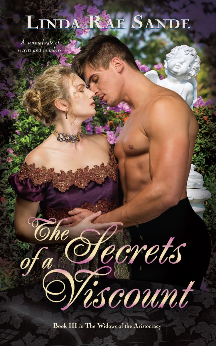 A sensual tale of secrets and numbers