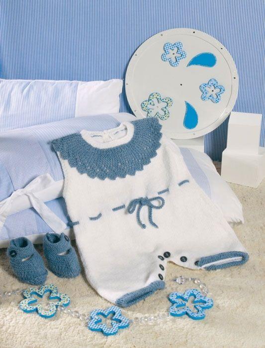 tutina neonato | La Maglia di Marica