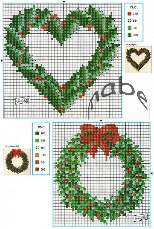 Cross Stitch *<3* Christmas More