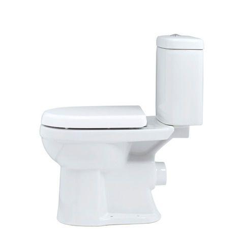 Denver close coupled WC inc soft close seat