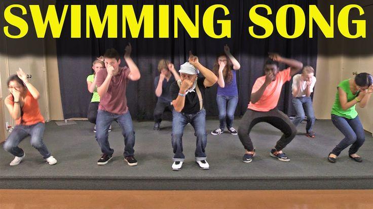 "Popular music and movement songs for kids! Enjoy our brain breaks, action and dance song, ""Swimming Song"". Swimming Song is from the award-winning CD, ""Tony Chestnut & Fun Time Action Songs""."