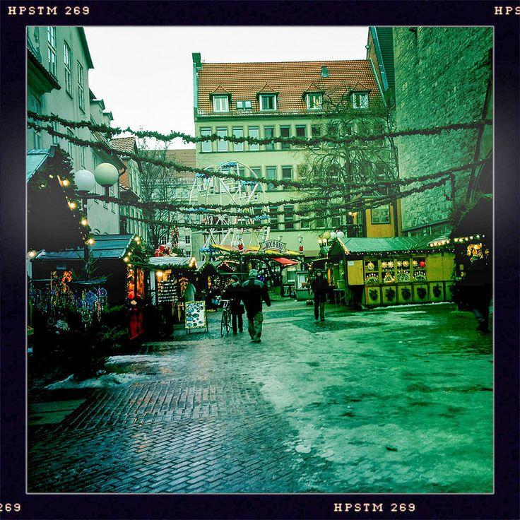 Weihnachtsmarkt  #Deutschland #Germany #Göttingen #Weihnachten #Markt #Christmas #Iphone #Flickr #Foto #Photo #Fotografie #Photography #Travel #Reisen #德國 #照片 #出差旅行 #Urlaub #Urban #Hipstamatic