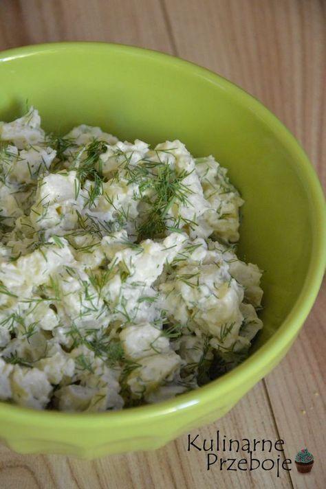 Norweska sałatka ziemniaczana– to jedna z najprostszychsałatek do dań z grilla. Wersja poniżej jest wersją minimalistyczną i można ją dowolnie modyfikować. Więcej propozycji na sałatki do grilla znajdziecie pod kategorią:Sałatki do grilla. Norweska sałatka ziemniaczana – Składniki: 1 kg młodych ziemniaków ugotowanych wmundurkach 1 pęczek koperku 2-3 ząbki czosnku (do smaku, wedle uznania) 2 czubate […]
