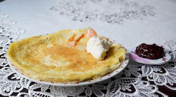 Relish it: 229. Friday / omlet kukurydziany.