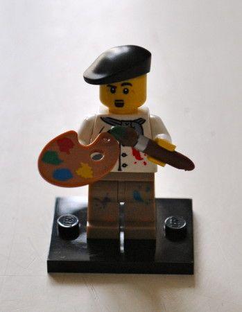fabriquer une vitrine lego minifigures lego vitrine d exposition vitrine et lego. Black Bedroom Furniture Sets. Home Design Ideas