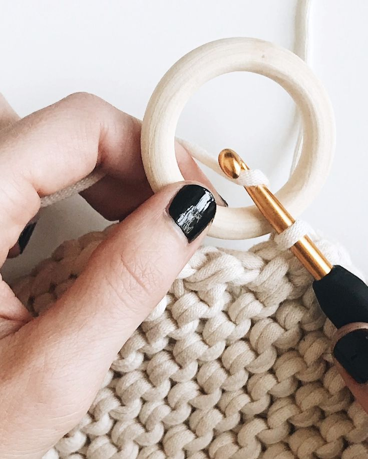 This coaster is first worked as a knitting pattern, and then the wooden ring is attached with crochet. Includes step-by-step photos and a video tutorial, in real time, of course ;) Great for beginners + experience makers alike.