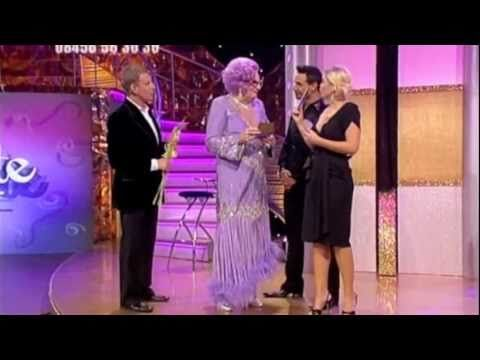 Dame Edna Everage on Blind Date - Prince's Trust 30'th Birthday Concert ...
