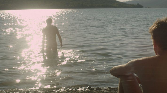 Stranger by the Lake, dir. Alain Guiraudie, 2014