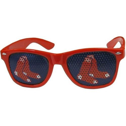 Boston Red Sox Game Day Retro Sunglasses
