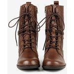 Meteor Shower III Vintage Leather Boots