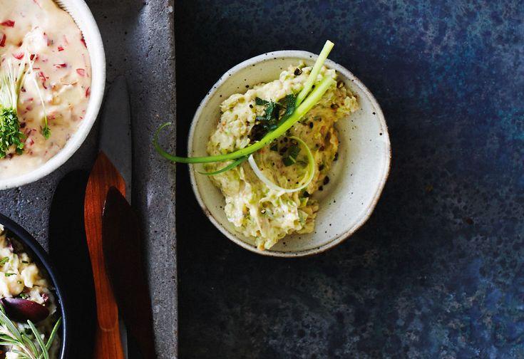 Tofu-Pilz-Aufstrich