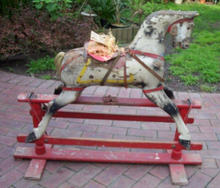 Rocking Horse Man - Roebuck Restoration