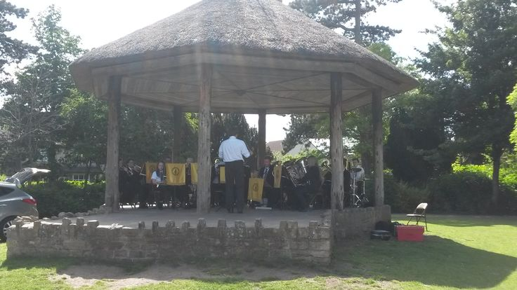 VolunTEA in the park 2015 Frome town council