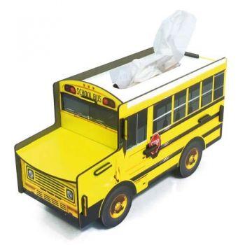Werkhaus Shop - Schoolbus Tissue-Box
