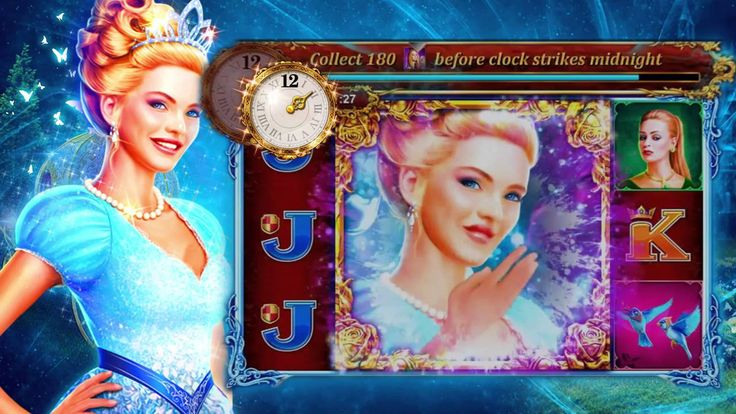 Cinderella Slot Machine - A Fairy Tale Fortune Awaits