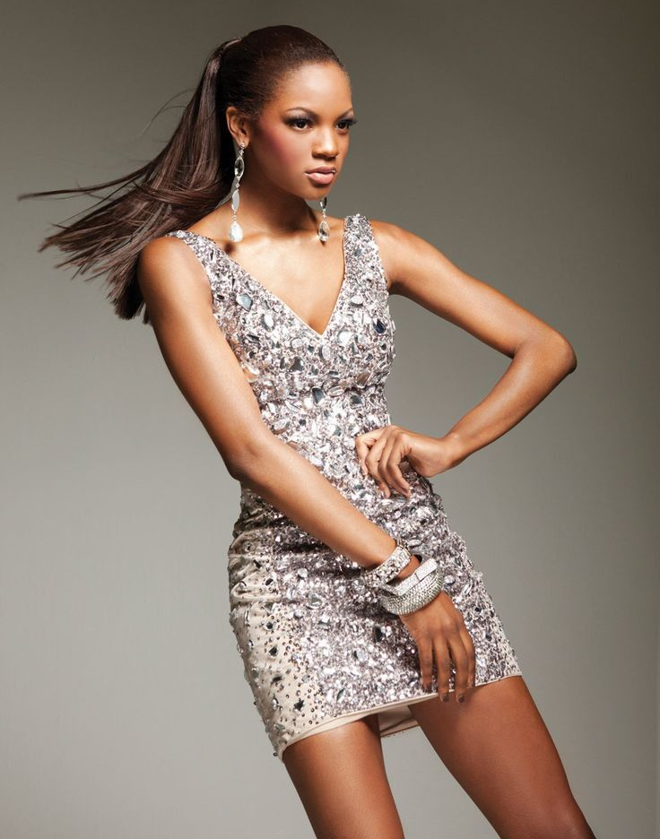 Tony Bowls TS11367 Nude/Silver Size 8, Sale Price $232