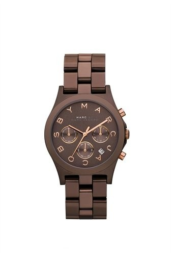 Marc Jacobs watch- love this color