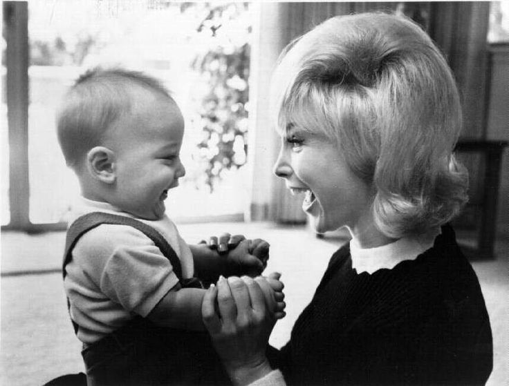 Barbara Eden and Matthew Ansara, 1966.