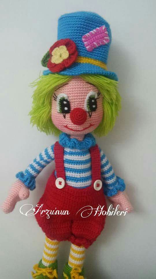 539 Best Doudous Images On Pinterest Crochet Toys Amigurumi Doll