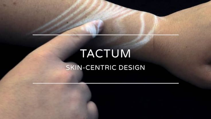 TACTUM – Tactile Augmented Reality auf Vimeo