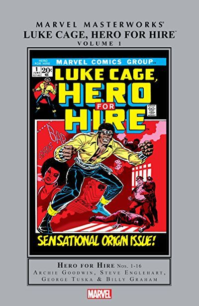 Check out Luke Cage, Hero For Hire Marvel Masterworks Vol. 1 on @comixology