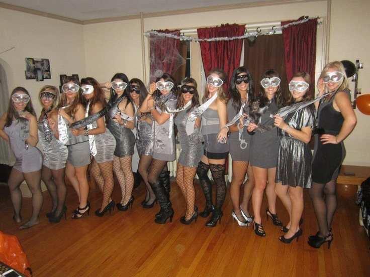 50 SHADES OF GREY COSTUME ;) !!!!! LOVE MY GIRLIES
