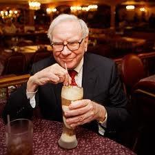 Warren Buffet, I listen & take note...