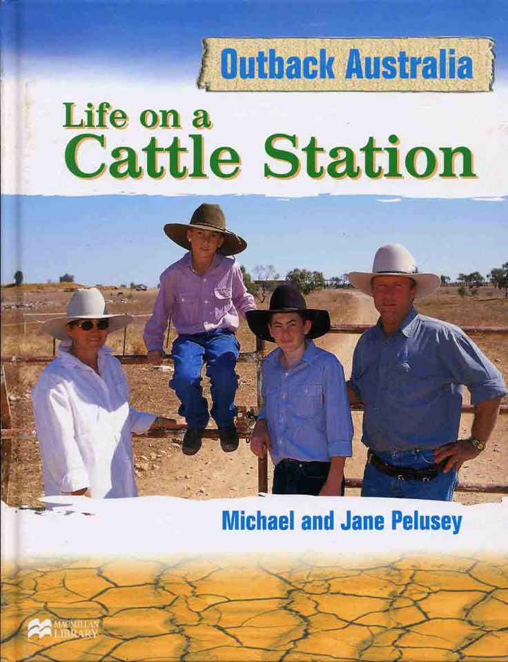 Outback Australia - Life on a cattle station