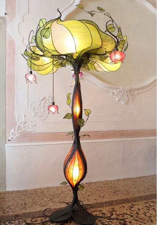 Awesome lamp