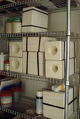 гипсовые формы для литья фарфора