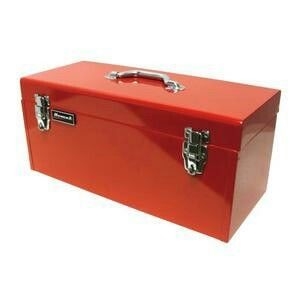 "Homak RD00120920 20"" Red High Tool Box With Black Metal Tray. $55.77 http://m.sears.com/product-details/p-00937520000P?partNumber=00937520000P&sid=IMx20120601x002000-CoreTools-MD"
