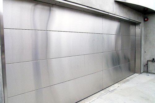 47 best garage doors modern images on pinterest. Black Bedroom Furniture Sets. Home Design Ideas