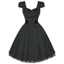 black polkadot dress - Google Search