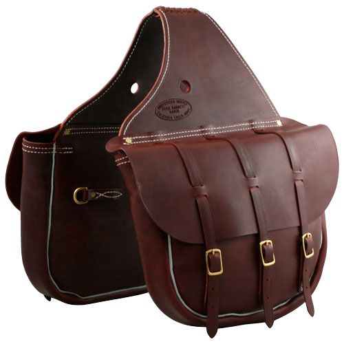 Cavalry Saddle Bags: Full Size MXS