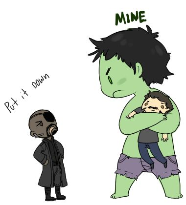 Science Bros Tumblr | ... stark avengers hulk bruce banner science boyfriends my... gifs truce