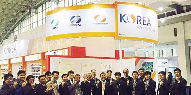 KOSPO Jointly Taps into Chinese Power Market with Domestic SMEs