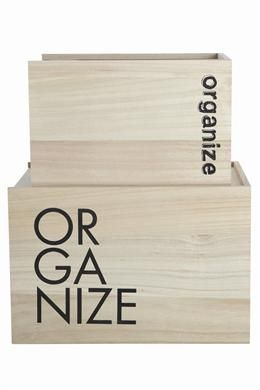 Organize your life!