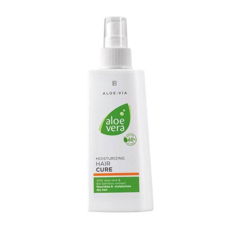 Lr Moisturizing Hair Cure Glans til smukt strålende hår
