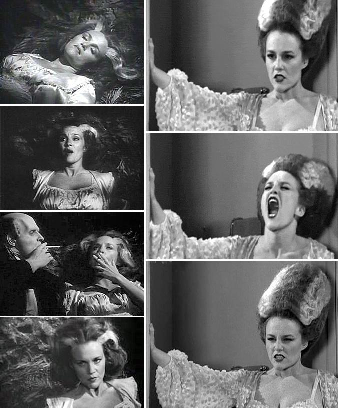 Madeline Kahn in Young Frankenstein (1974)
