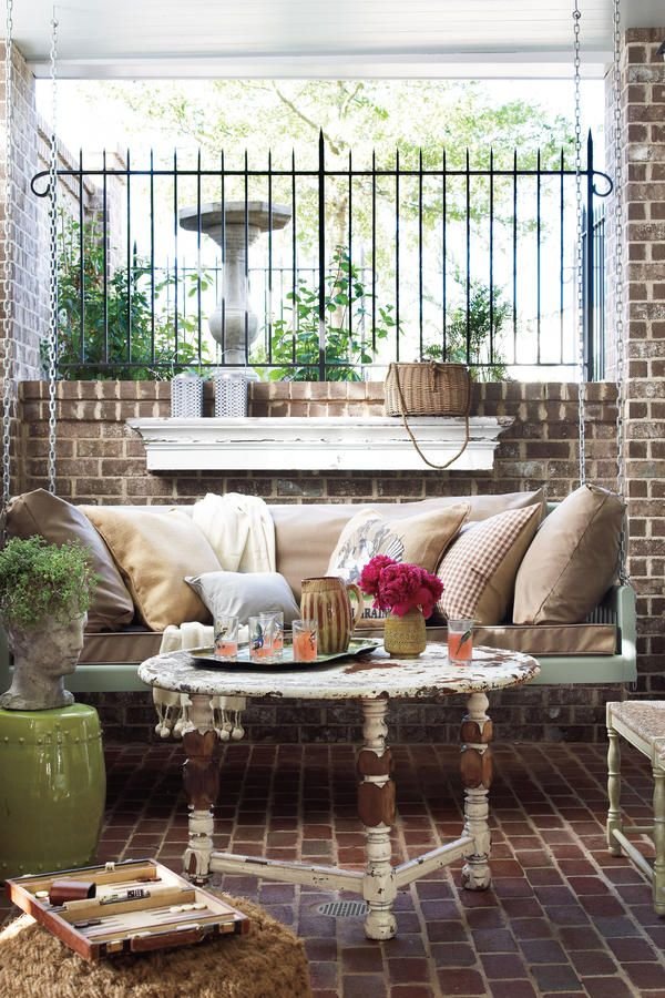 395 best Outdoor Rooms images on Pinterest