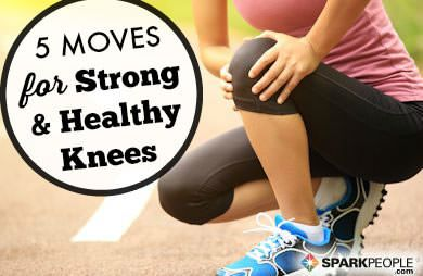 5 Smart Exercises to Support Your Knees   SparkPeople