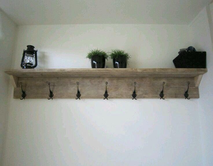 69 beste afbeeldingen over inrichting huis op pinterest tapijten lampen en houten ladders - Muur hutch ...
