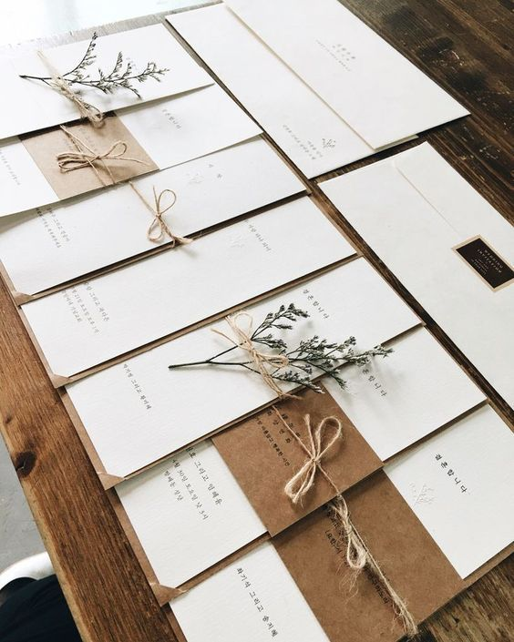 DIY Wedding Invitations: Tips for Making Them Perf…
