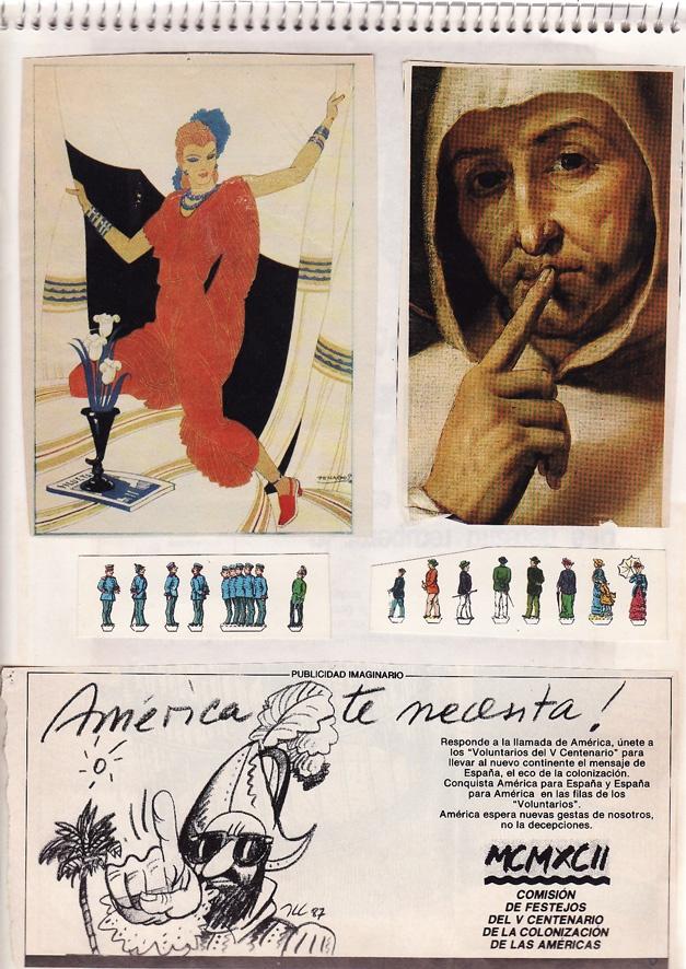 Decco, monks, soldiers and conquistadores.: Monk, Conquistador