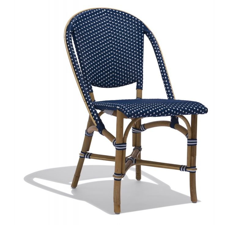 Monaco Side Chair — The Classic European Bistro chair crafted with a modern twist.