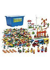 LEGO 9389 XL från 4år