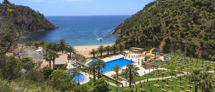 Résidence Maeva Club Hôtel Giverola à Tossa de Mar en Espagne